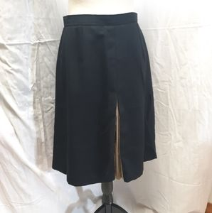 Vintage 1940's-ish skirt. Handmade. Size 10